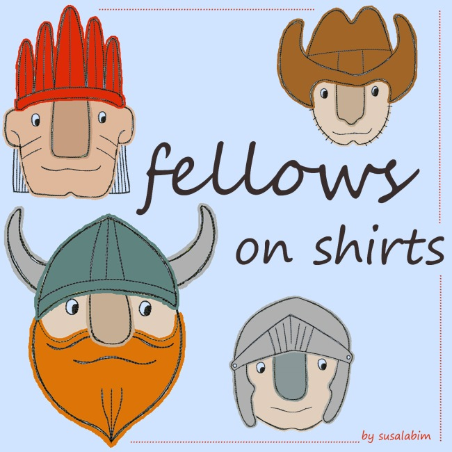 Fellows on Shirts