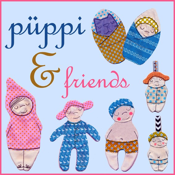 püppi and friends