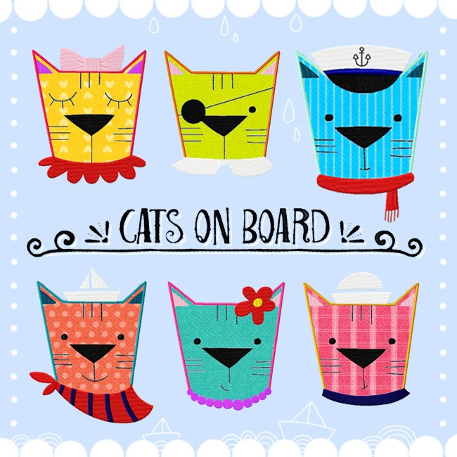 Cats on Board