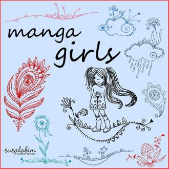 Manga girls