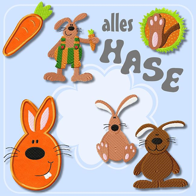 alles Hase