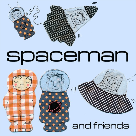 spaceman and friends
