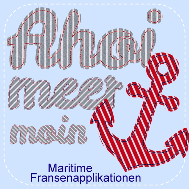 maritime Fransen- Applikationen (Freebie)