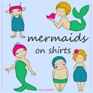 Mermaids on Shirts