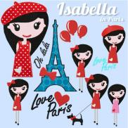 Isabella in Paris