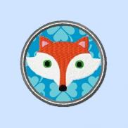 Einzeldatei - Fuchs-Button