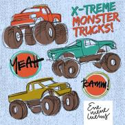 X-TREME Monster Trucks