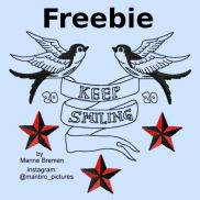 Keep Smiling (Freebie)
