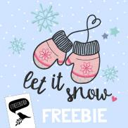 Let it Snow (Freebie)