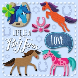 Life is a Pony Farm